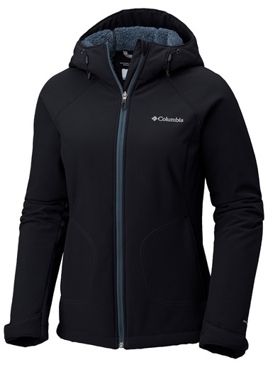 Softshell Mont-Columbia
